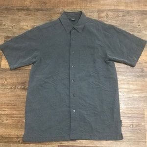 Royal Robbins Short Sleeved Button Up